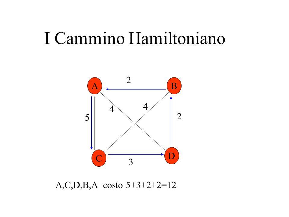 I Cammino Hamiltoniano