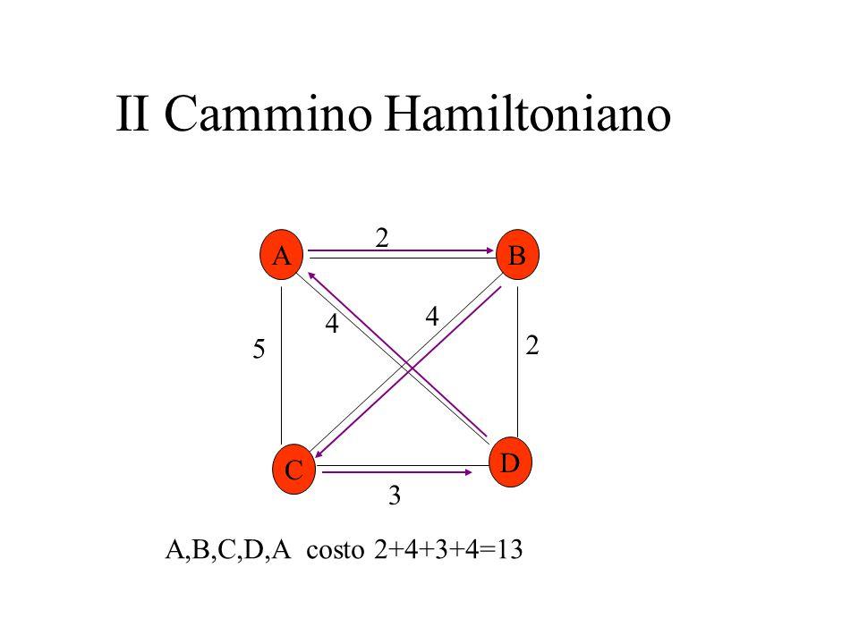 II Cammino Hamiltoniano