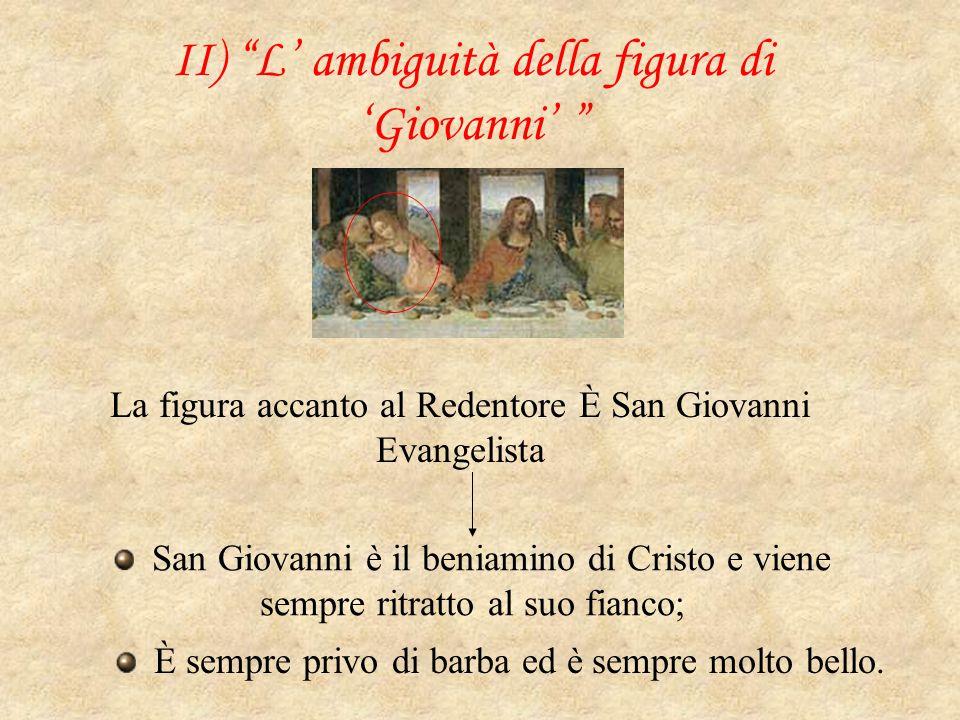 II) L' ambiguità della figura di 'Giovanni'