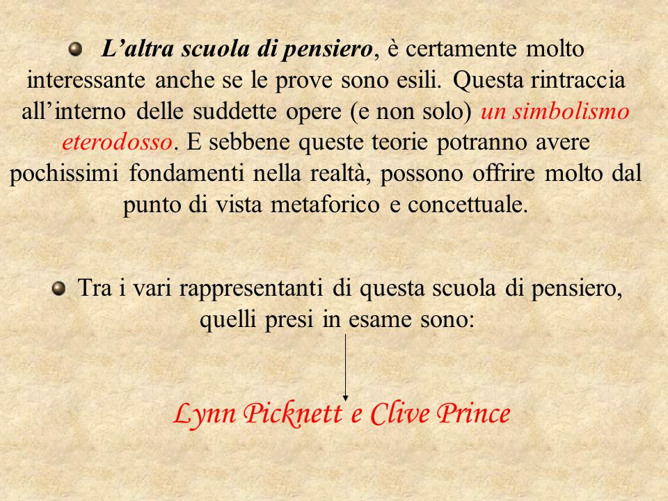 Lynn Picknett e Clive Prince