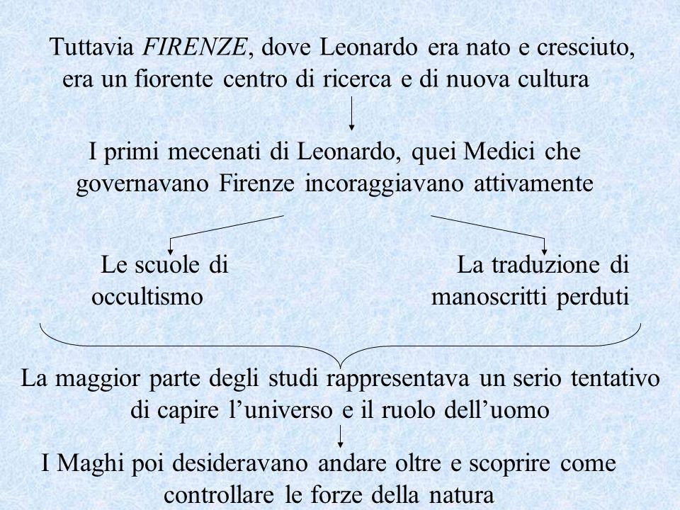 Le scuole di occultismo La traduzione di manoscritti perduti