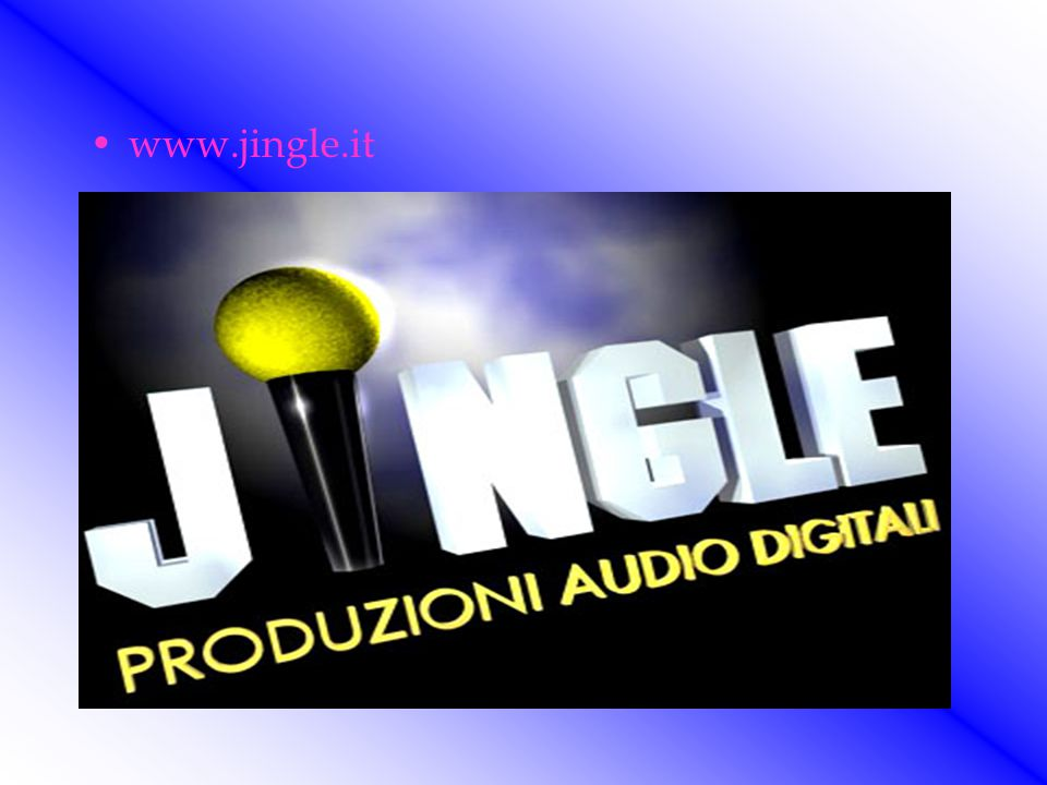 www.jingle.it