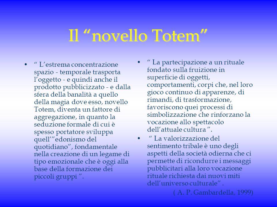 Il novello Totem