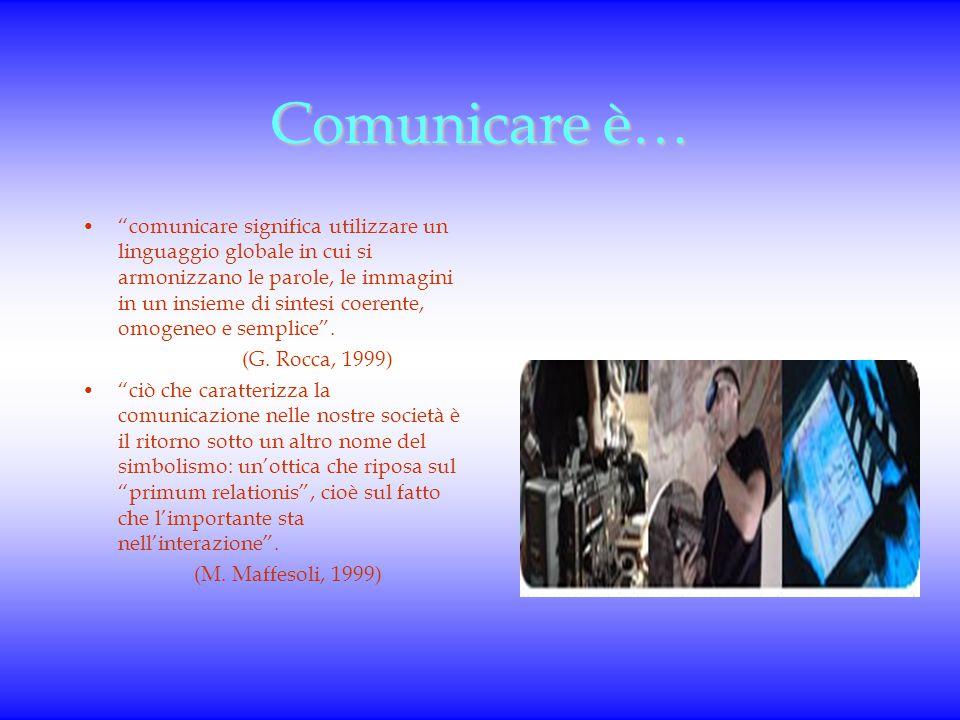Comunicare è…