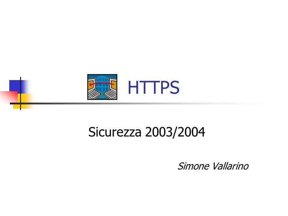 Sicurezza 2003/2004 Simone Vallarino