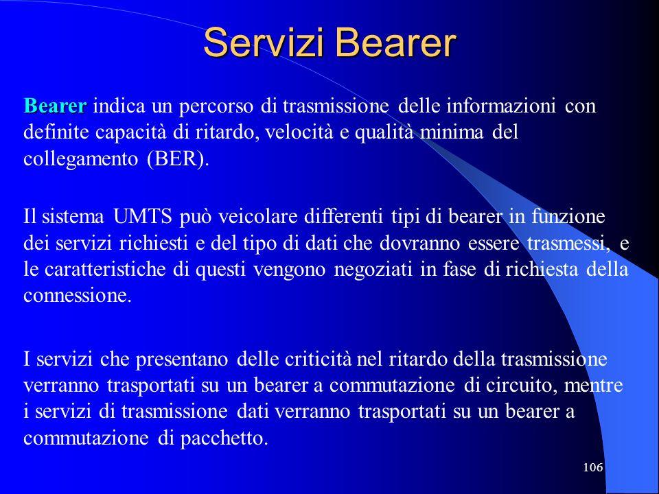 Servizi Bearer
