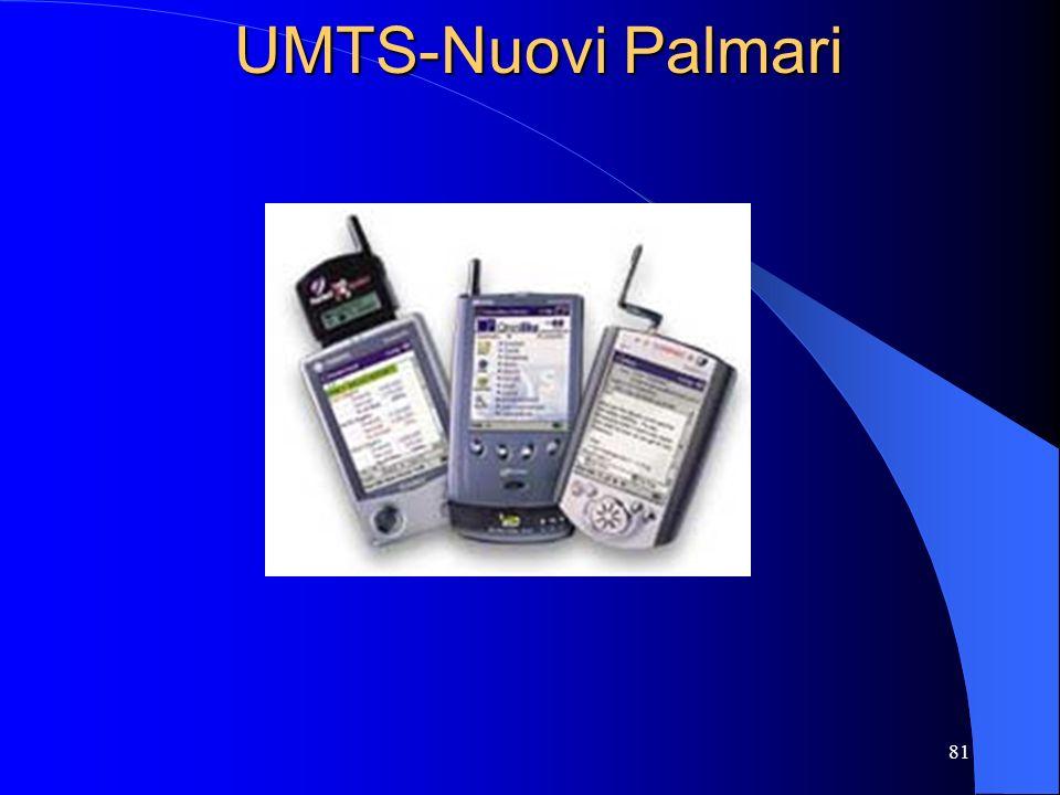 UMTS-Nuovi Palmari