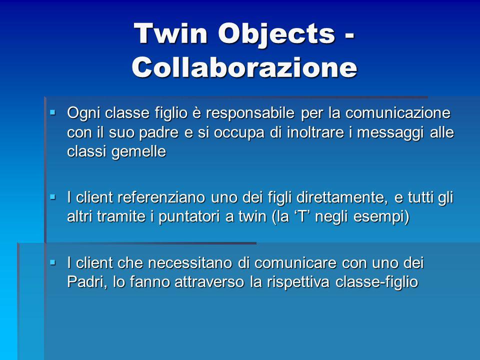 Twin Objects - Collaborazione