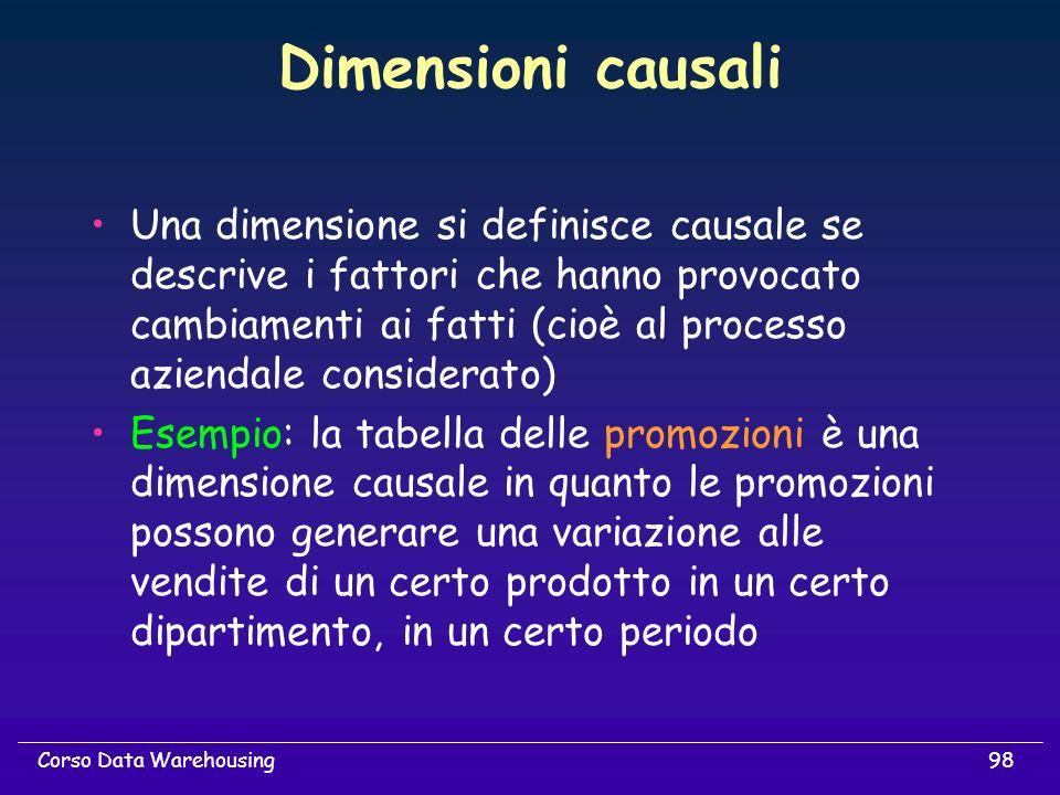 Dimensioni causali