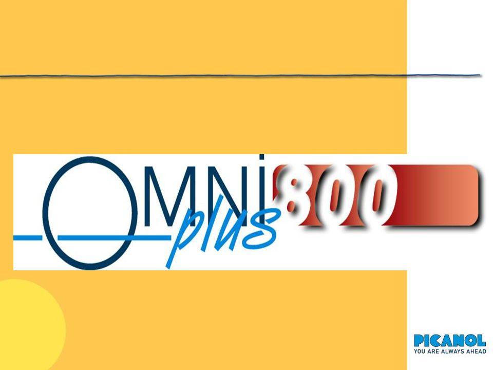 Ora passiamo al telaio a getto d'aria Omniplus800