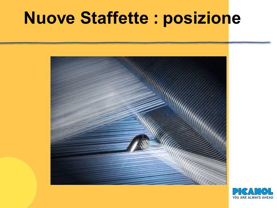 Nuove Staffette : posizione