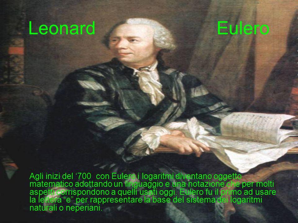 Leonard Eulero