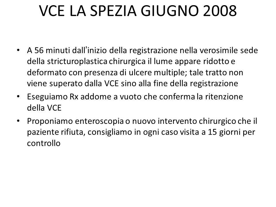VCE LA SPEZIA GIUGNO 2008