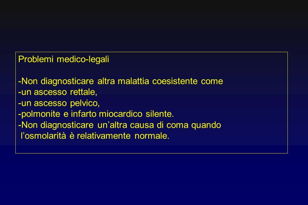 Problemi medico-legali