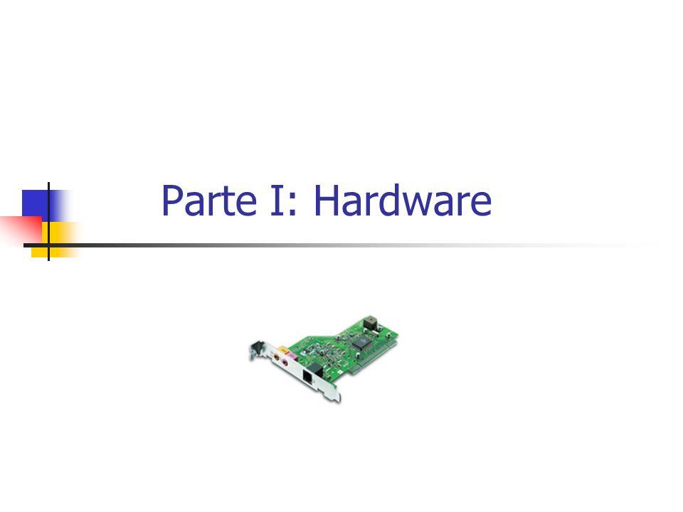 Parte I: Hardware