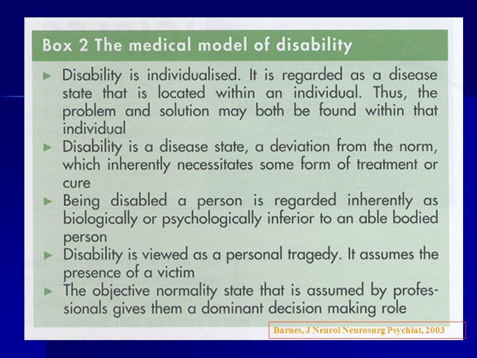 Barnes, J Neurol Neurosurg Psychiat, 2003