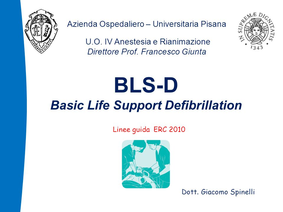 Basic Life Support Defibrillation