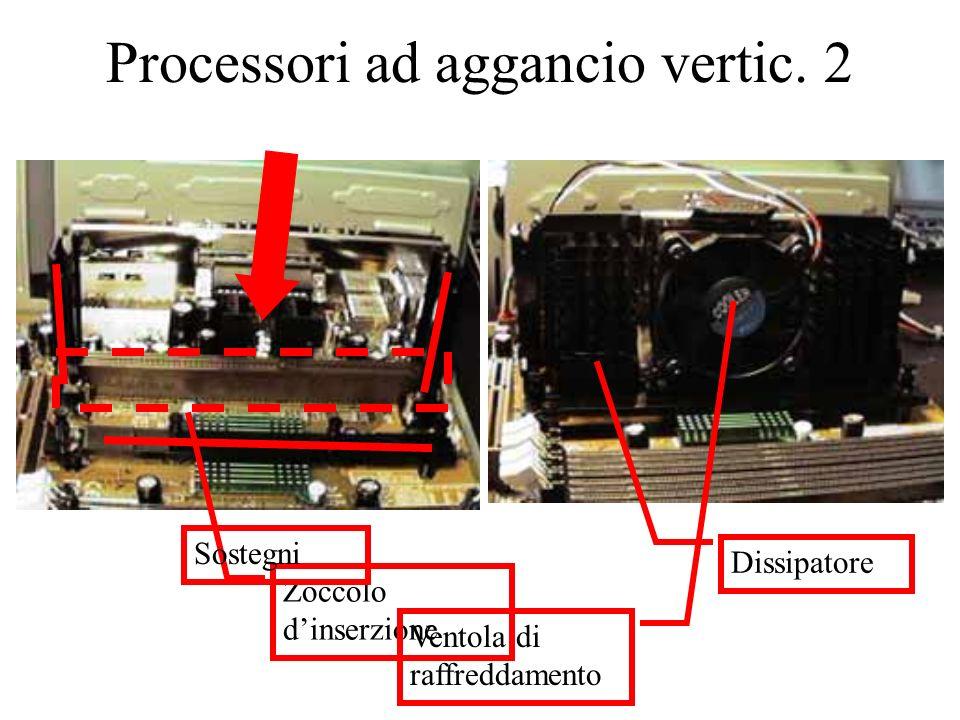 Processori ad aggancio vertic. 2