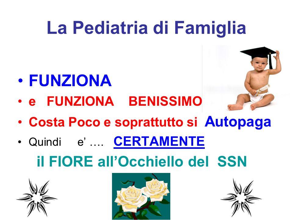 La Pediatria di Famiglia