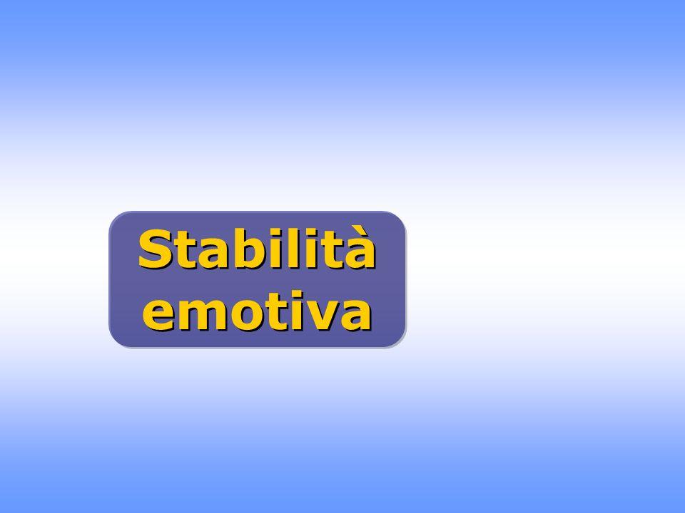Stabilità emotiva