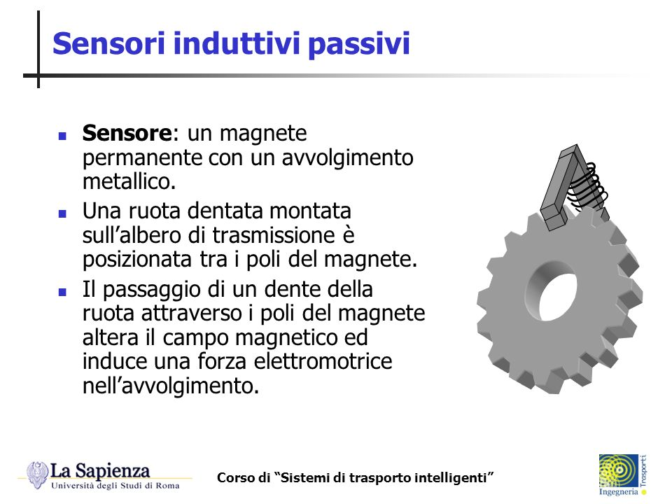 Sensori induttivi passivi