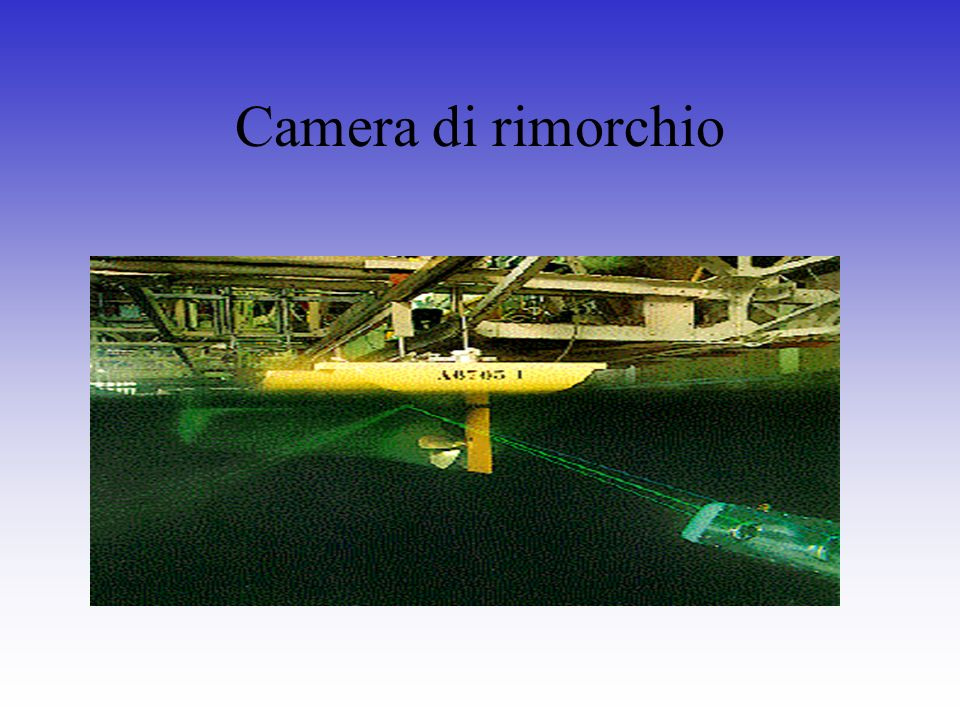 Camera di rimorchio Photo courtesy of Marin, the Netherlands