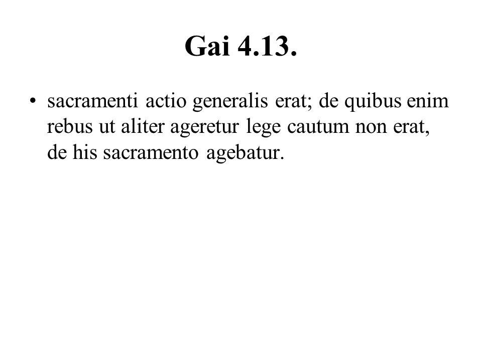 Gai 4.13.