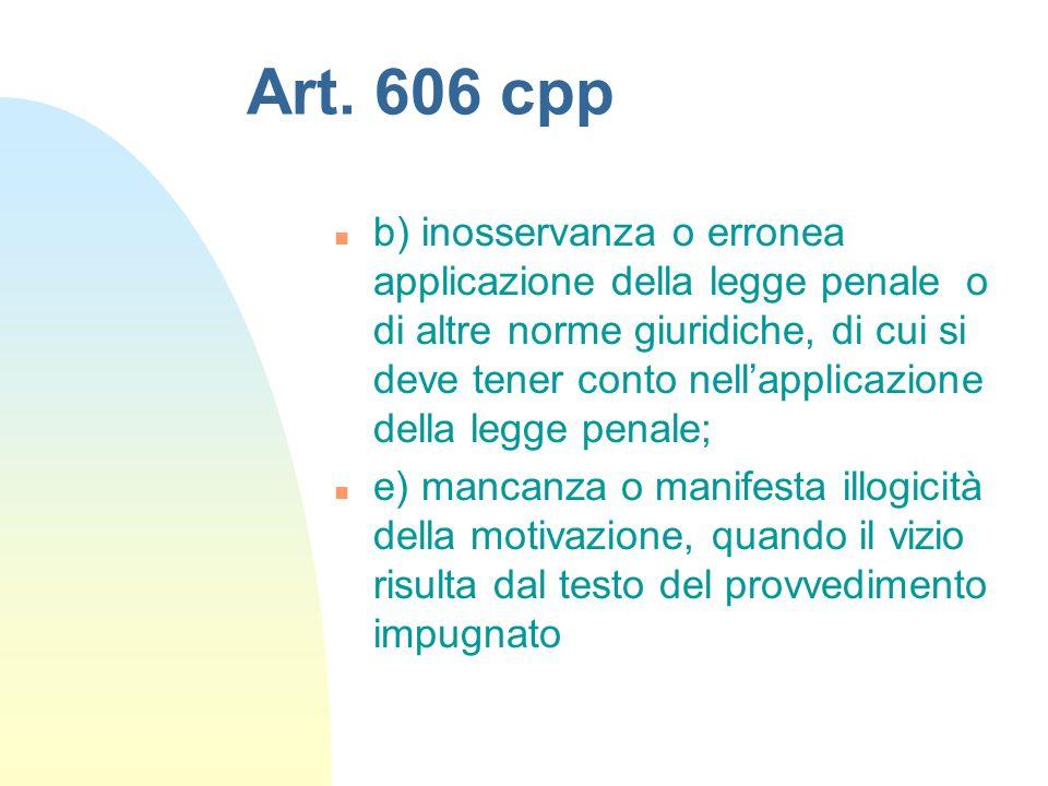 Art. 606 cpp