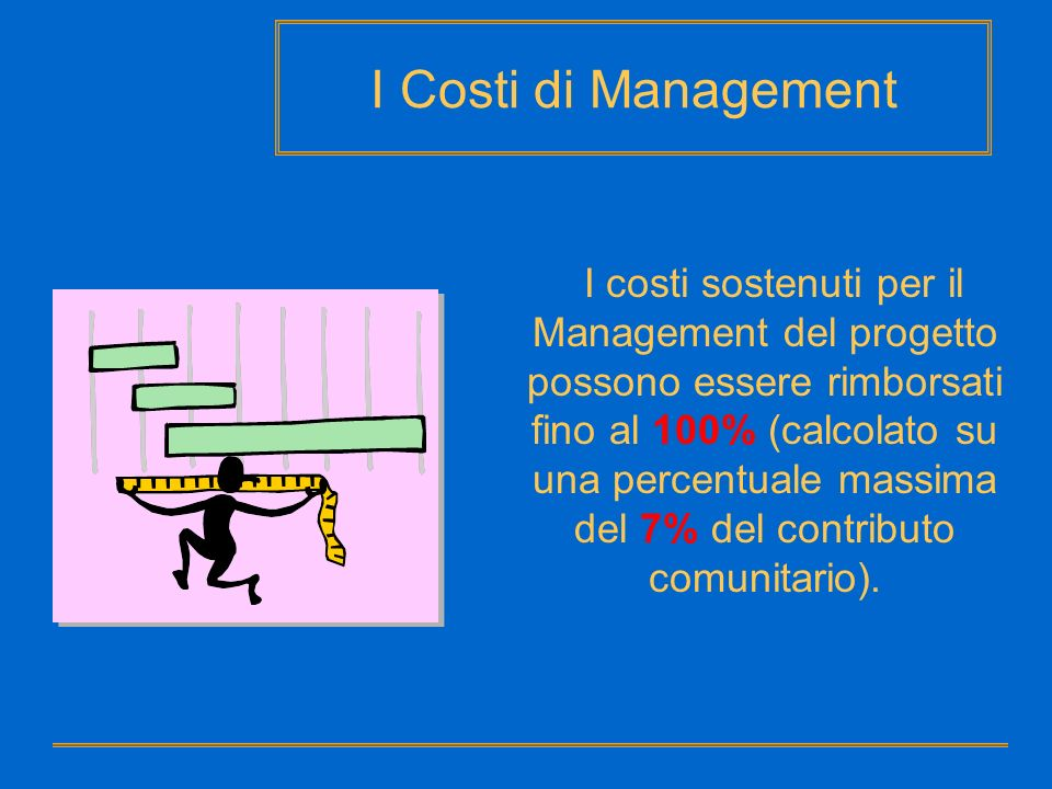 I Costi di Management