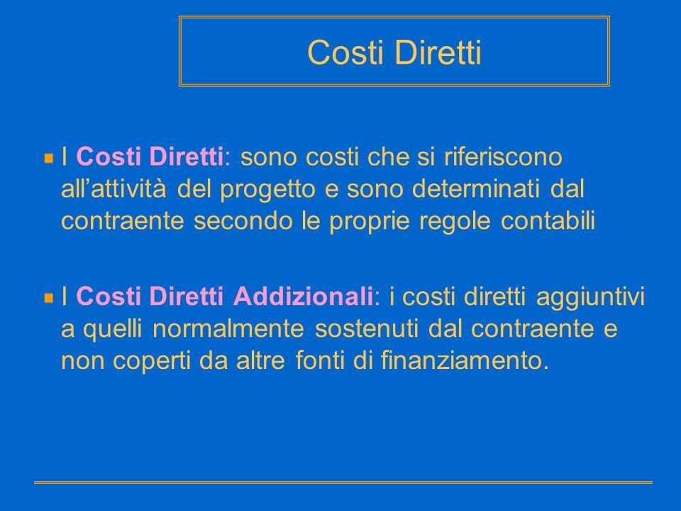 Costi Diretti