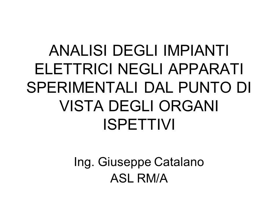 Ing. Giuseppe Catalano ASL RM/A