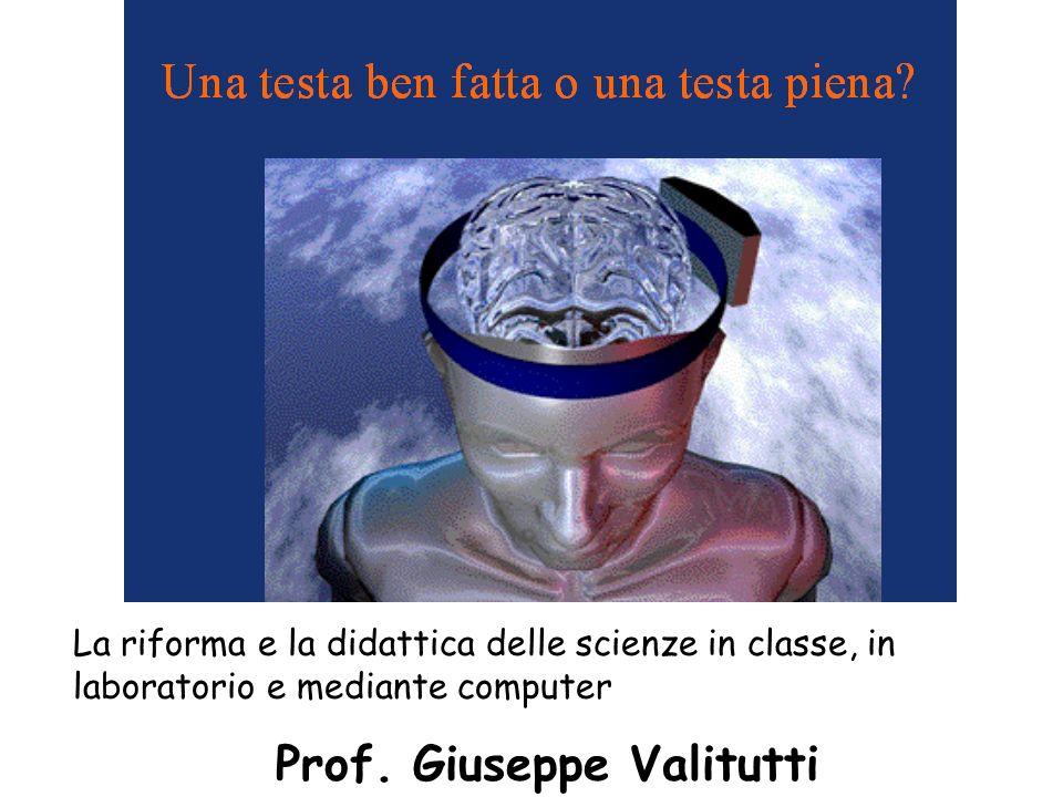 Prof. Giuseppe Valitutti