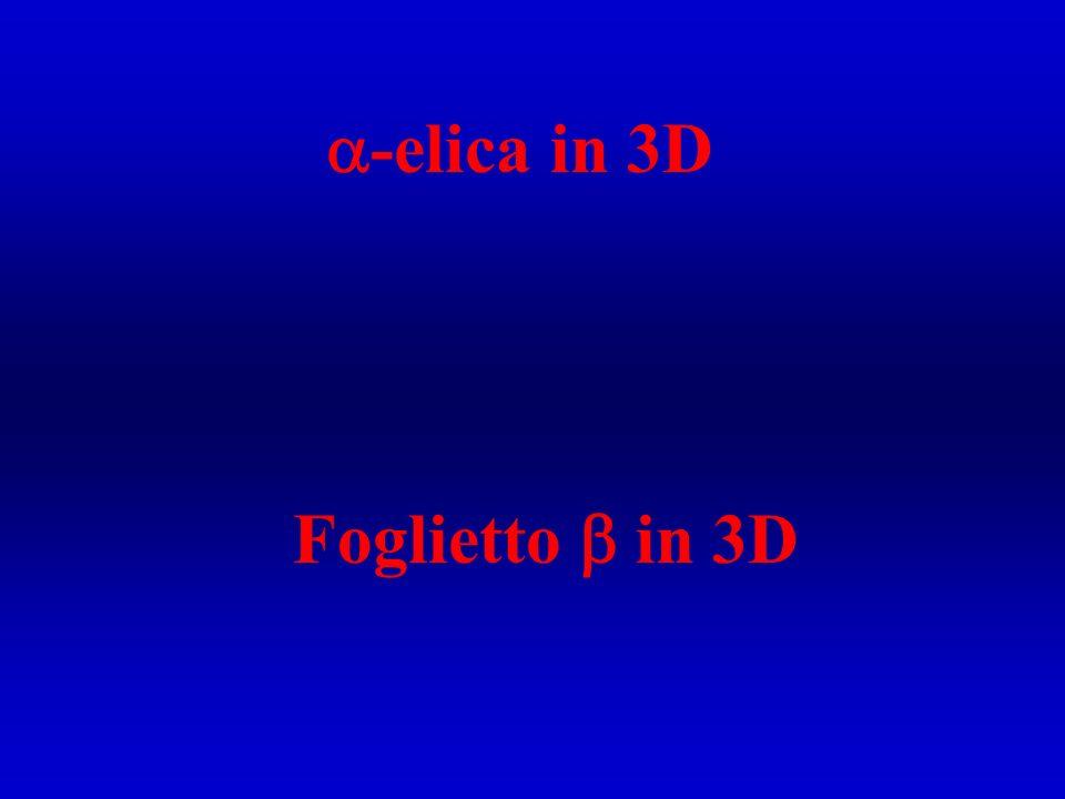 a-elica in 3D Foglietto b in 3D
