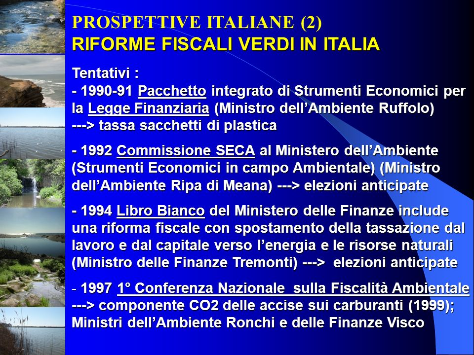 PROSPETTIVE ITALIANE (2)