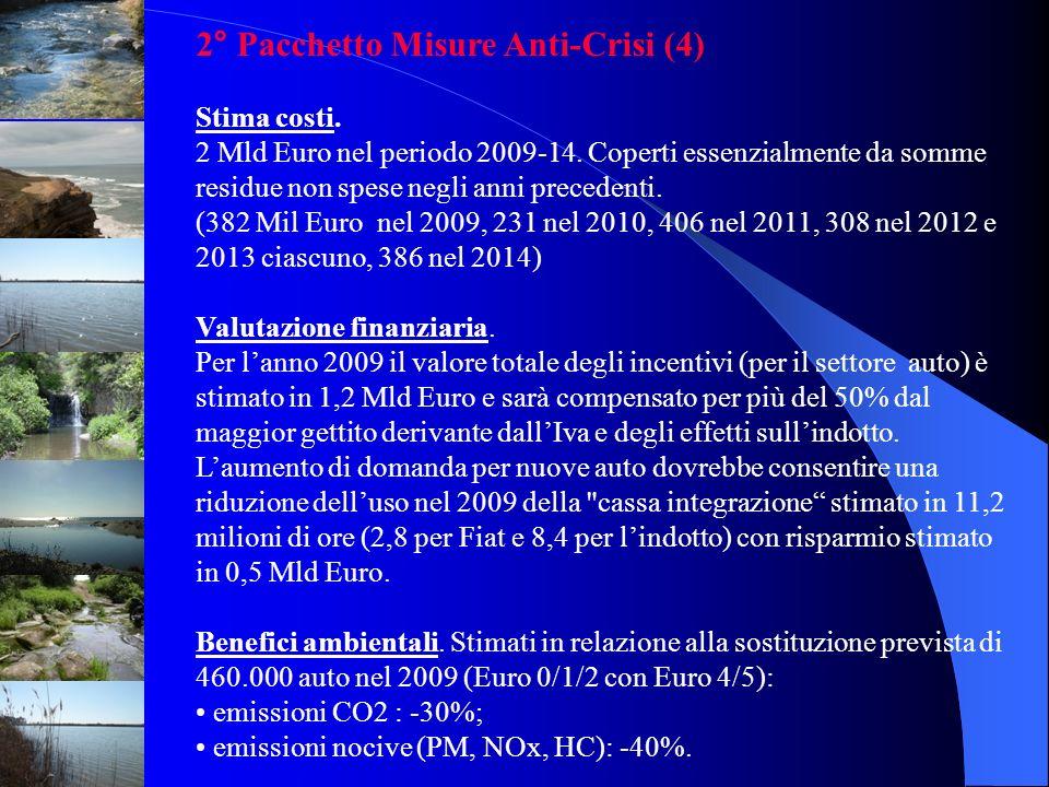 2° Pacchetto Misure Anti-Crisi (4)