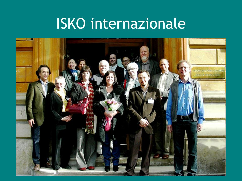 ISKO internazionale
