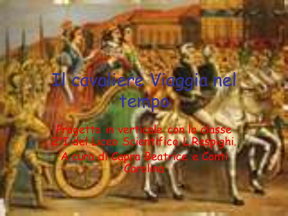 Il cavaliere Viaggia nel tempo