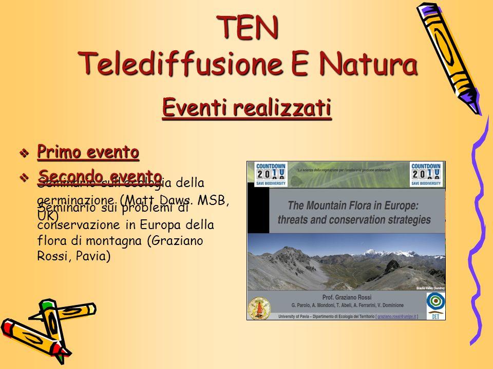 TEN Telediffusione E Natura