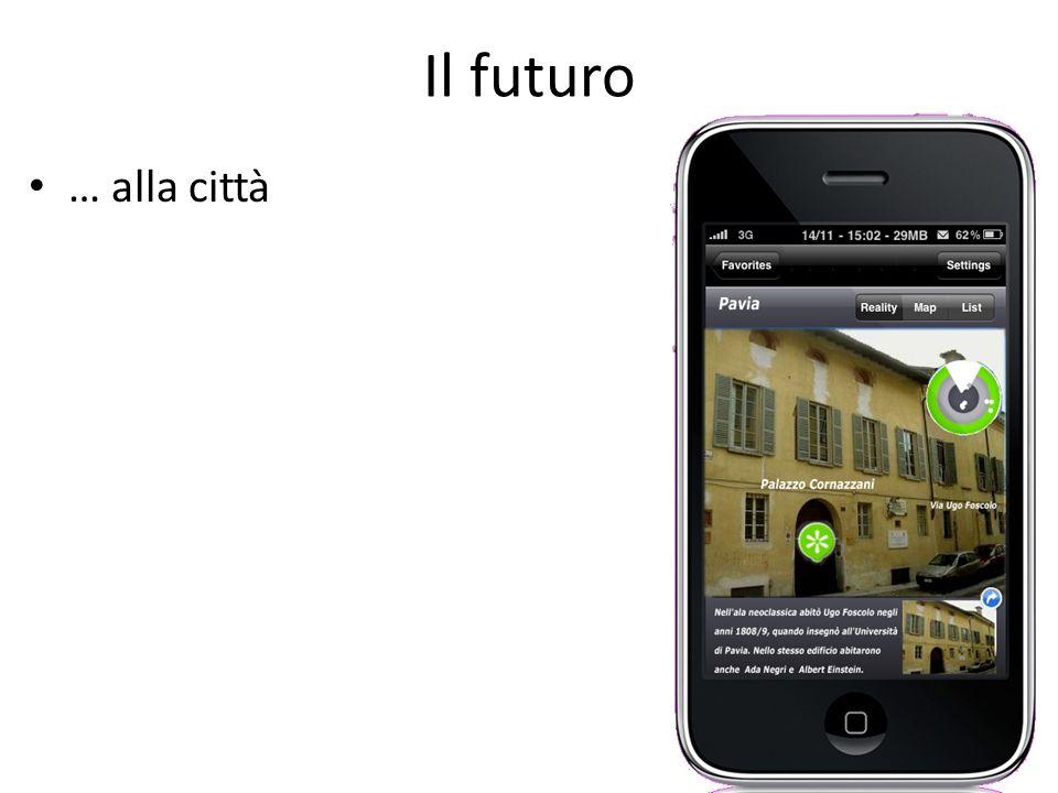 Open Day Il futuro … alla città