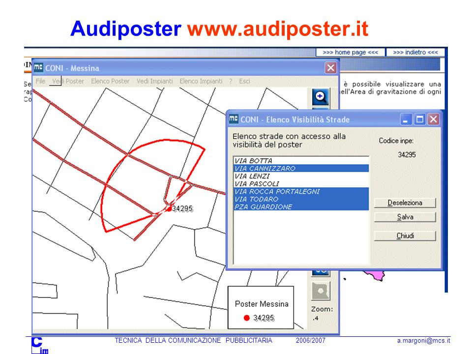 Audiposter www.audiposter.it