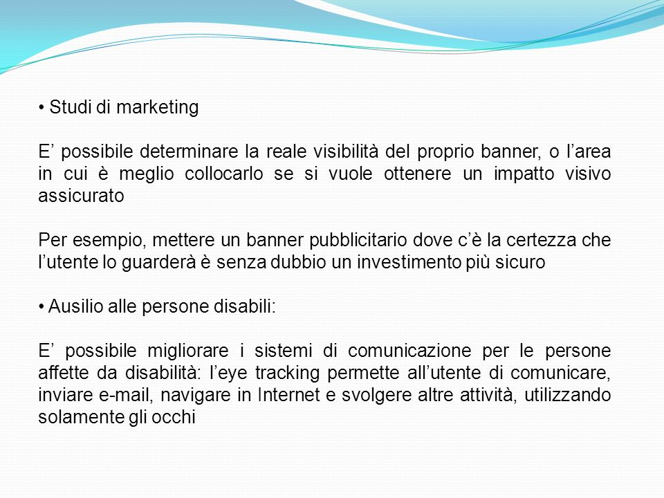 Studi di marketing