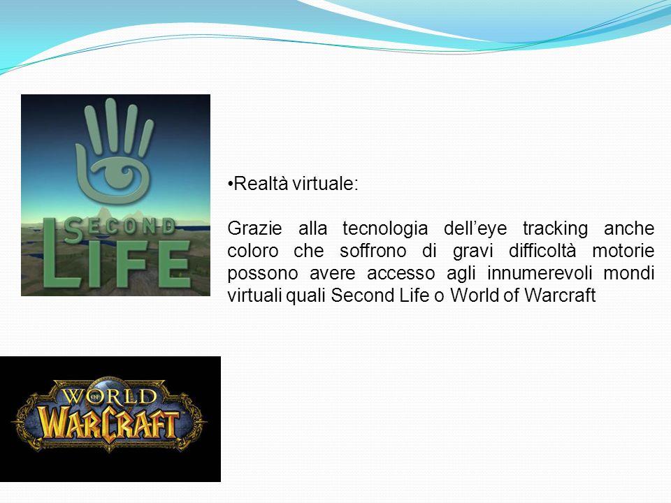 Realtà virtuale: