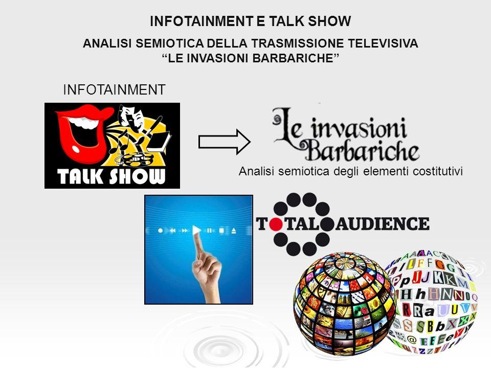 INFOTAINMENT E TALK SHOW