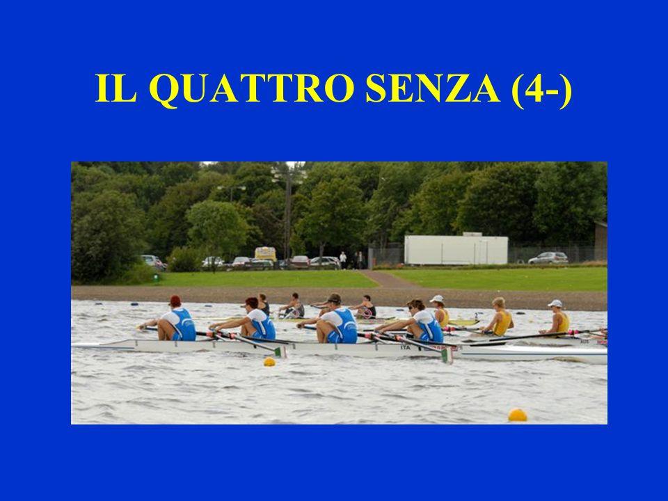 IL QUATTRO SENZA (4-)