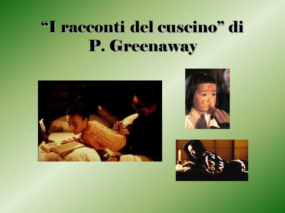 I racconti del cuscino di P. Greenaway