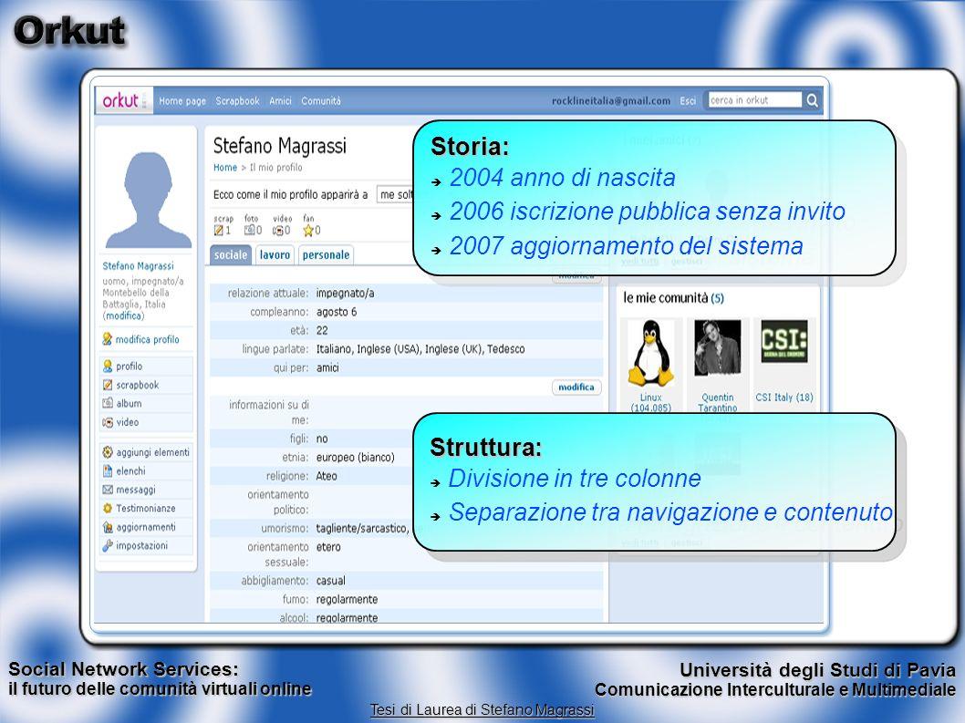 2006 iscrizione pubblica senza invito 2007 aggiornamento del sistema