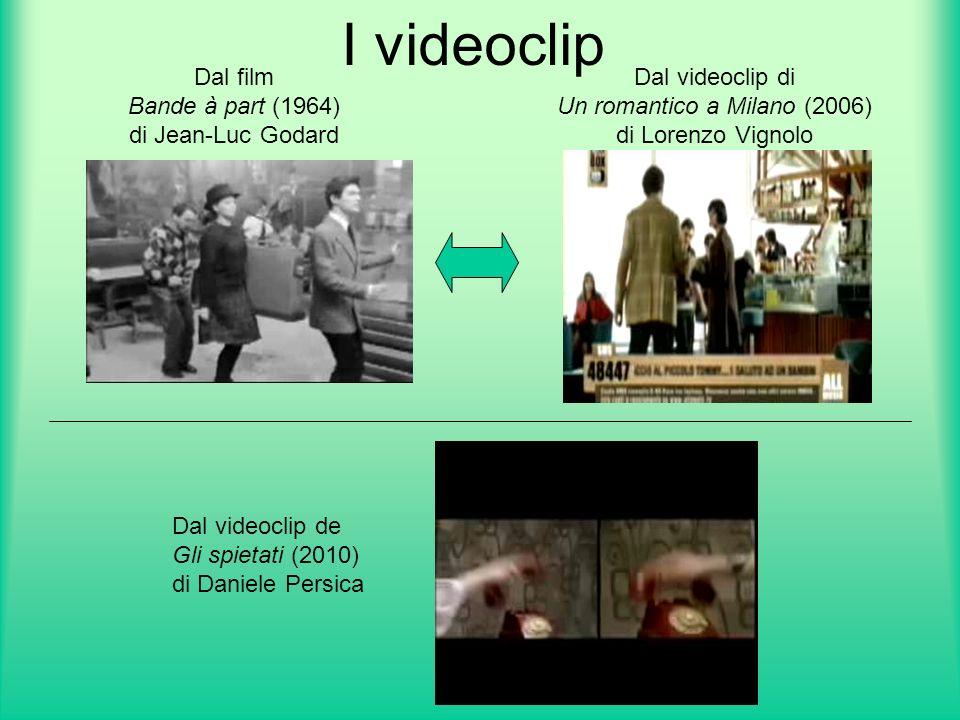 I videoclip Dal film Bande à part (1964) di Jean-Luc Godard