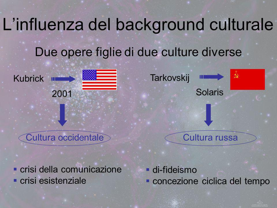 L'influenza del background culturale