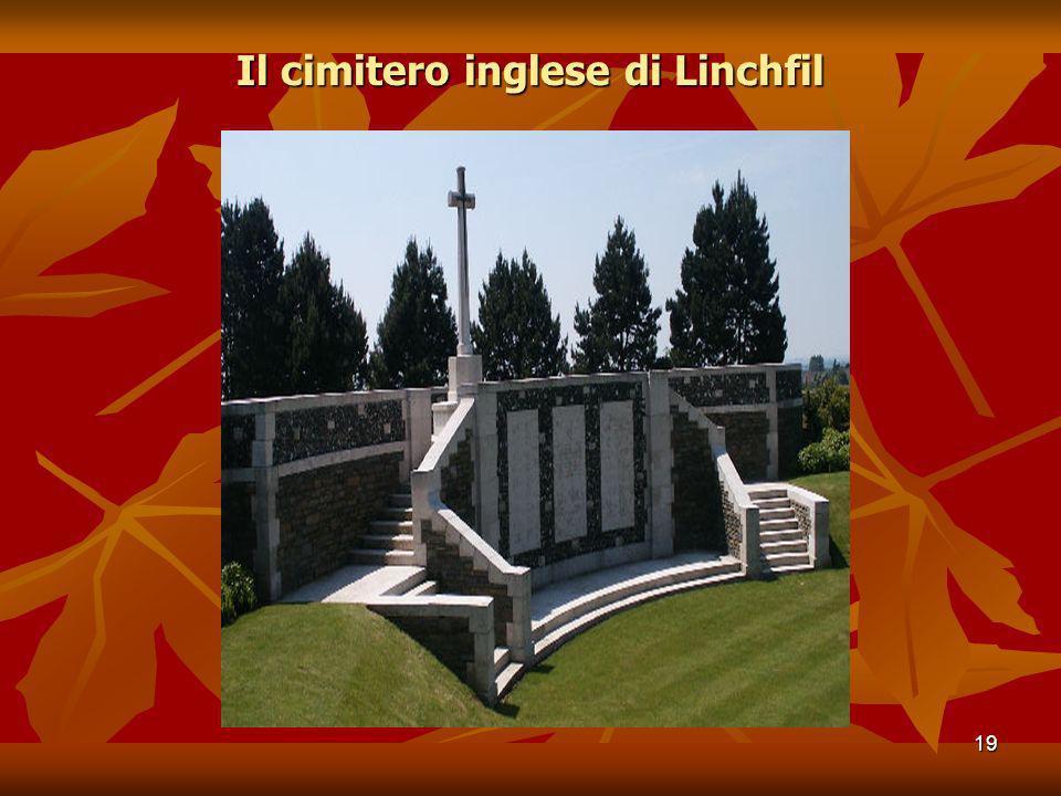 Il cimitero inglese di Linchfil