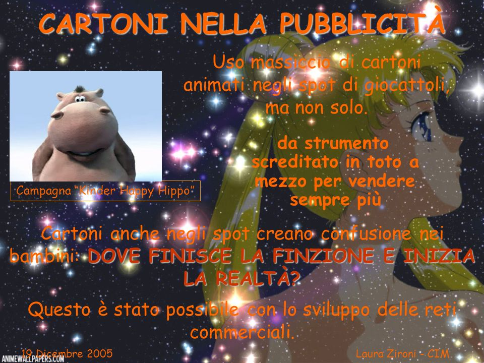 CARTONI NELLA PUBBLICITÀ